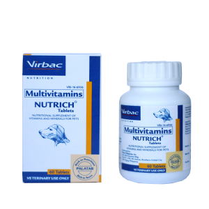 Nutrich 60 Tablets