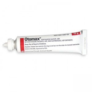 Otomax Ointment 17ml