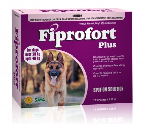 Frontline Plus Generic for Large Dog, 6 Packs