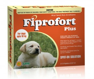 Frontline Plus Generic for Small Dog, 6 Packs