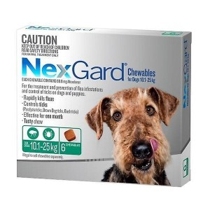 NexGard 68mg, 6 Tablets