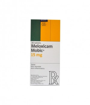 Mobic (Meloxicam) 15mg, 30 Tablets