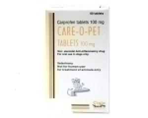 Rimadyl Generic Chewable (Carprofen) 100MG, 60 Tab