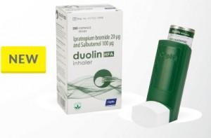 Combivent (Ipratropium/Salbutamol) 20/100mcg 200 MD