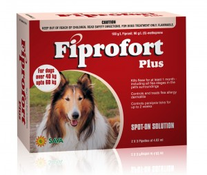 Frontline Plus Generic for Extra Large Dog, 6 Packs