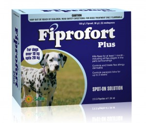 Frontline Plus Generic for Medium Dog,  6 Packs