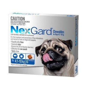 NexGard 28mg, 6 Tablets