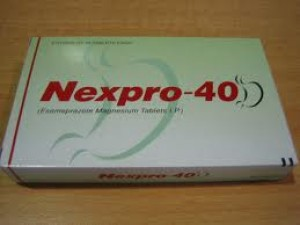 Nexium Esomeprazole, 40mg, 30 Tablets